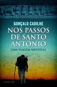 NOS PASSOS DE SANTO ANTÓNIO Livro
